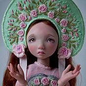 Куклы и игрушки ручной работы. Ярмарка Мастеров - ручная работа Роза. Handmade.