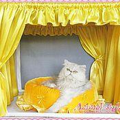 """Для домашних животных, ручной работы. Ярмарка Мастеров - ручная работа """"Солнечное"""" Оформление выставочной палатки. Handmade."""