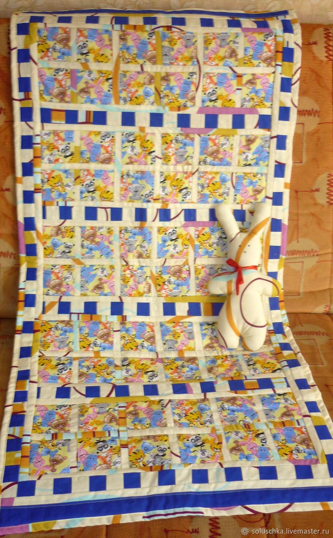 Patchwork Zoo, Baby blanket, Ryazan,  Фото №1