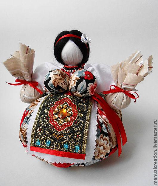 """Народные куклы ручной работы. Ярмарка Мастеров - ручная работа. Купить Травница """"Забава"""". Handmade. Травница, ароматизированная кукла"""