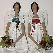 Куклы и игрушки ручной работы. Ярмарка Мастеров - ручная работа Рождественские ангелы. Handmade.