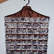 Для дома и интерьера ручной работы. Ярмарка Мастеров - ручная работа Для украшений вешалка-органайзер. Handmade.