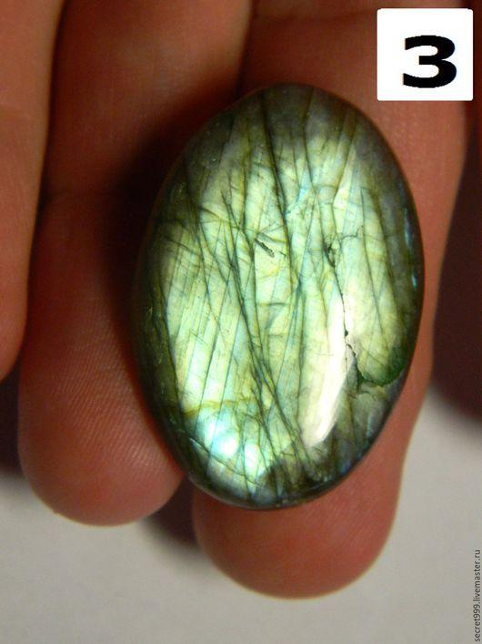 Для украшений ручной работы. лабрадорит кабошон лабрадорит камень с иризацией переливающийся камень. Кабошон со всех сторон. Ярмарка Мастеров.