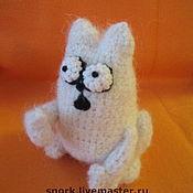 Куклы и игрушки ручной работы. Ярмарка Мастеров - ручная работа Хью (Кот Саймона) Simon`s cat. Handmade.