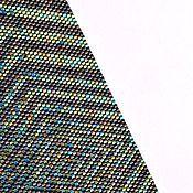 Украшения ручной работы. Ярмарка Мастеров - ручная работа Браслет широкий из бисера Иллюзия В3. Handmade.