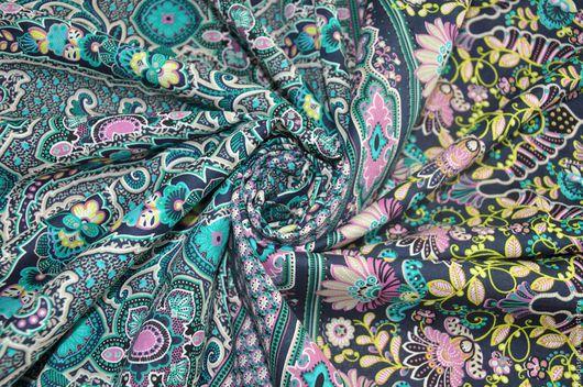 """Шитье ручной работы. Ярмарка Мастеров - ручная работа. Купить Хлопок """"ETRO"""". Италия.. Handmade. Ткани для шитья, Батистовая блузка"""