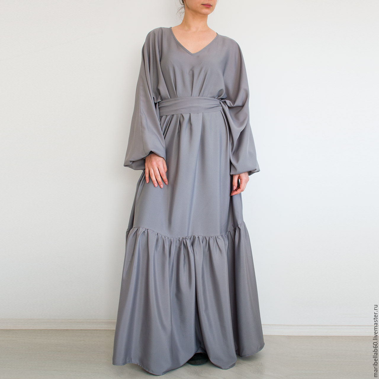Купить длинное платье в пол