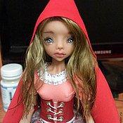 Куклы и игрушки ручной работы. Ярмарка Мастеров - ручная работа Little Red Riding Hood. Handmade.