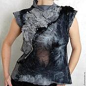Одежда ручной работы. Ярмарка Мастеров - ручная работа Жилет- Вечерняя сказка. Handmade.