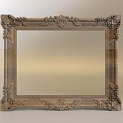 Зеркала ручной работы. Ярмарка Мастеров - ручная работа Рама для картин. Handmade.