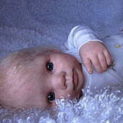Куклы и игрушки ручной работы. Ярмарка Мастеров - ручная работа Кукла реборн Dumplin. Handmade.