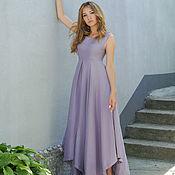 Одежда handmade. Livemaster - original item dress - boho len
