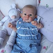 Куклы и игрушки ручной работы. Ярмарка Мастеров - ручная работа Малышка реборн Пикси. Handmade.