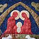 Детская ручной работы. Рождественский календарь. Яночкина Анна Романовна. Ярмарка Мастеров. Детская, рождественский декор, американский хлопок