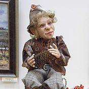 Куклы и игрушки ручной работы. Ярмарка Мастеров - ручная работа ОИН. Гном Леса.. Handmade.
