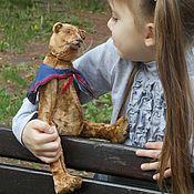 Куклы и игрушки ручной работы. Ярмарка Мастеров - ручная работа My big honey bear.... Handmade.