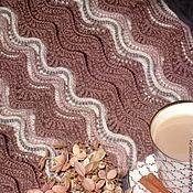 """Аксессуары ручной работы. Ярмарка Мастеров - ручная работа Снуд """"Пряная осень с ароматом какао"""". Handmade."""