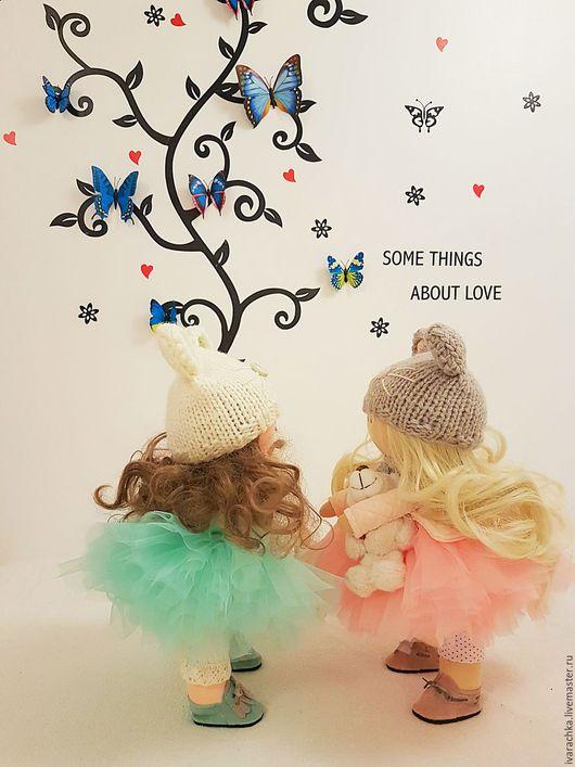 Коллекционные куклы ручной работы. Ярмарка Мастеров - ручная работа. Купить Интерьерная кукла. Handmade. Интерьерная кукла, подарок