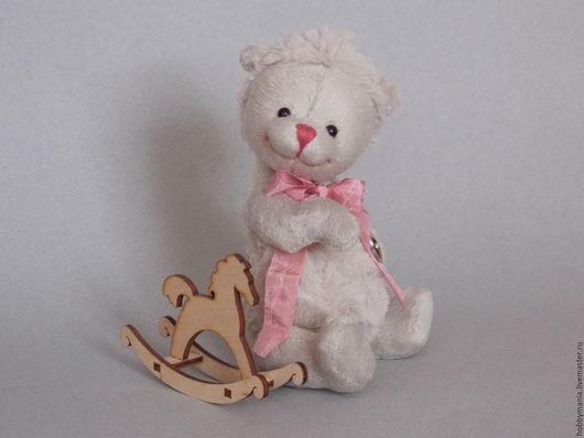 Мишки Тедди ручной работы. Ярмарка Мастеров - ручная работа. Купить Малыш. Handmade. Комбинированный, веселый мишка