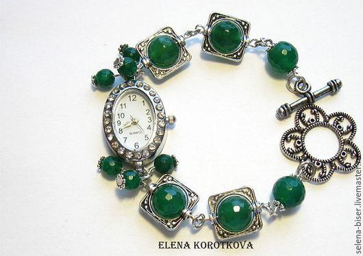часы браслет зеленые  часы браслет авторские   часы браслет на руку   женские часы  часы фото   часы цена   женские часы браслет  часы браслет подарок  часы в подарок   часы ручной работы  часы брасле