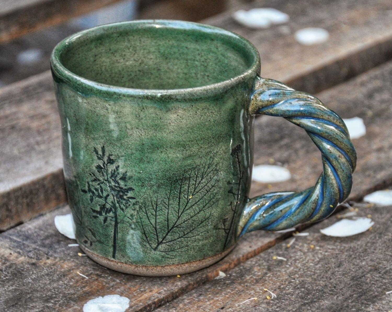 Керамическая кружка Лесной феи, Кружки и чашки, Краснодар,  Фото №1