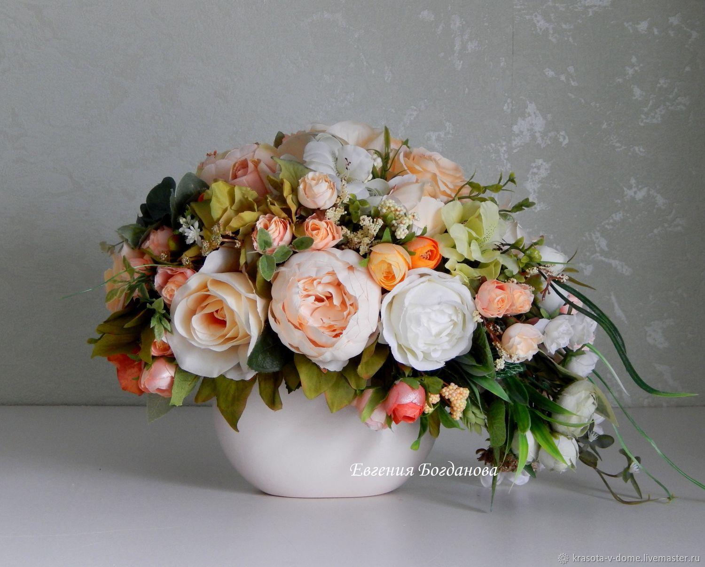 Arreglos Floralesflores Artificiales Compra U Ordena En La Tienda - Manualidades-con-flores-artificiales