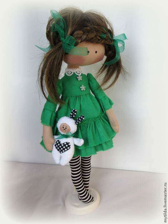 Green Girl, Dolls, Sosnovyj Bor,  Фото №1