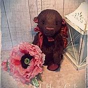 Куклы и игрушки ручной работы. Ярмарка Мастеров - ручная работа Мишка тедди Тоша. Мишка-бабочка. Скидка 20%. Handmade.