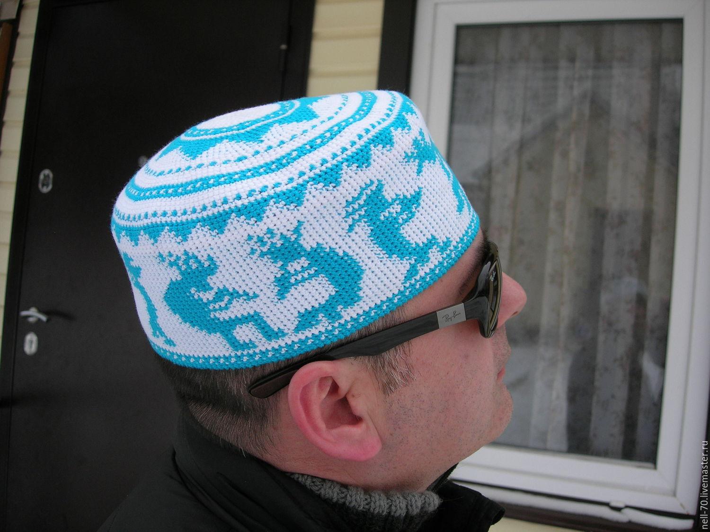For Men handmade. Livemaster - handmade. Buy Hat 'Merry company 2'.Handmade, hat mens, natural materials