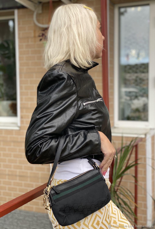 Винтаж: Винтажная сумка-клатч Gucci Италия, Сумки винтажные, Владивосток,  Фото №1