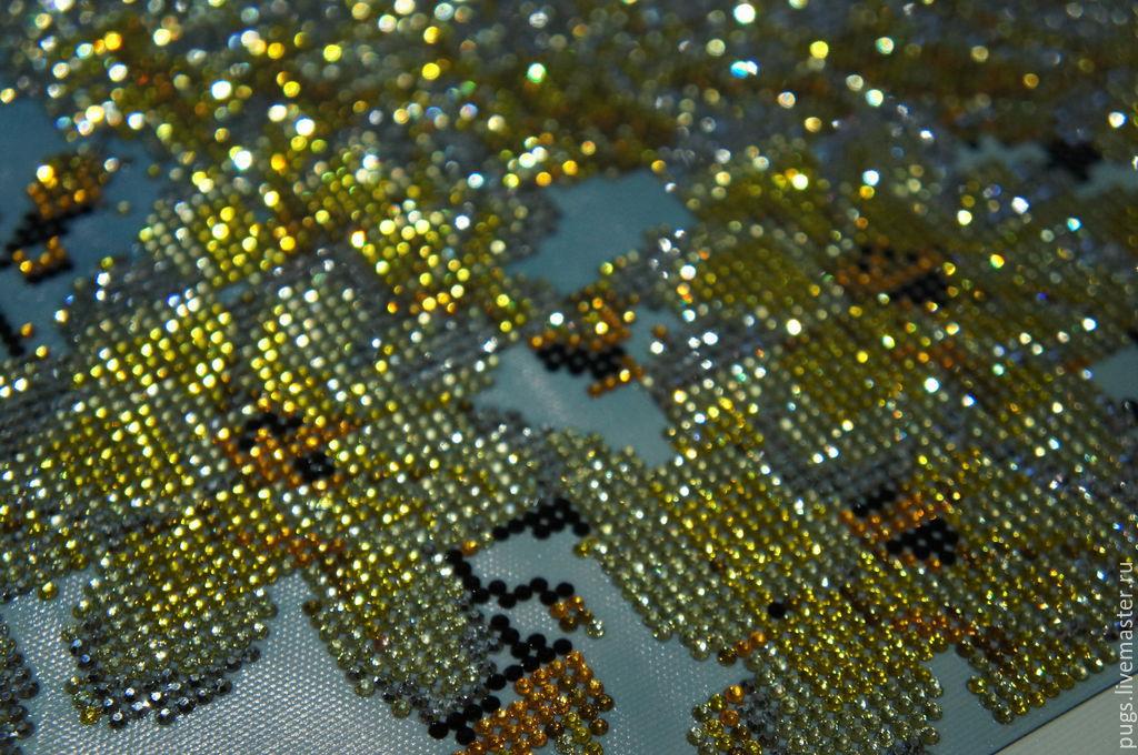 Стразы для вышивки фото 26