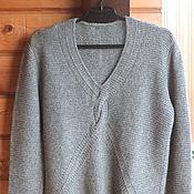 """Одежда ручной работы. Ярмарка Мастеров - ручная работа Пуловер """"Север"""". Handmade."""