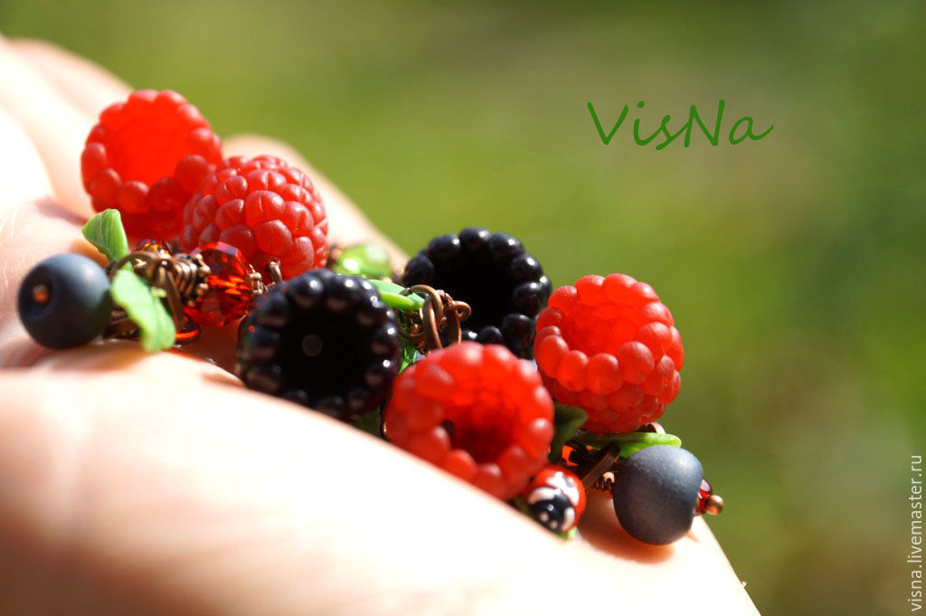 Bracelet 'summer in the palm of your hand' No. 4 (copy), Bead bracelet, Moscow,  Фото №1