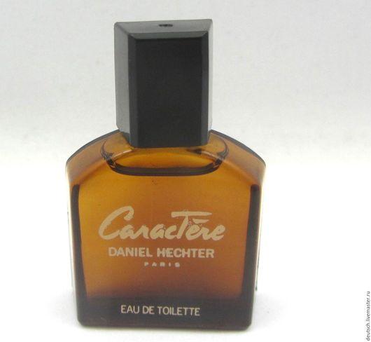Винтажные предметы интерьера. Ярмарка Мастеров - ручная работа. Купить Caractere Daniel Hechter 6   мл   винтажный парфюм миниатюра. Handmade.