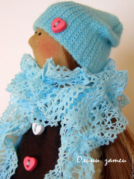 Куклы Тильды ручной работы. Ярмарка Мастеров - ручная работа. Купить Зимний ангел. Кукла Тильда. На заказ. Handmade.