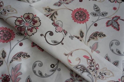 Шитье ручной работы. Ярмарка Мастеров - ручная работа. Купить Ткань хлопок с покрытием TEFLON 130365-02. Handmade. Ткани