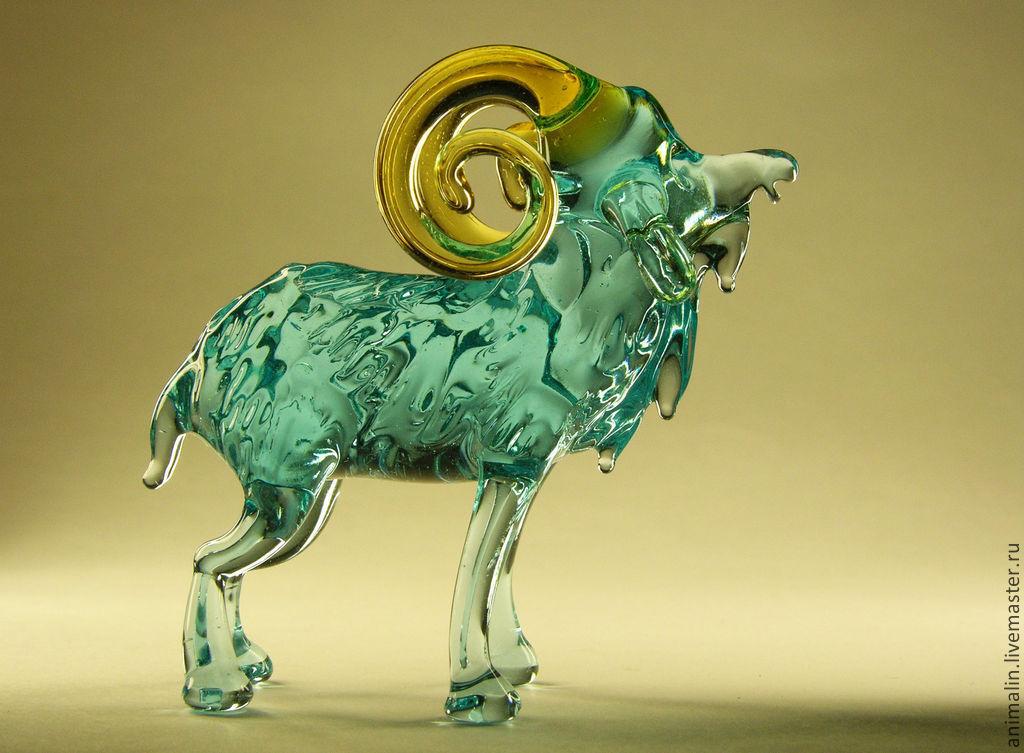 Glass figurine Colaboran, Figurines, Moscow,  Фото №1