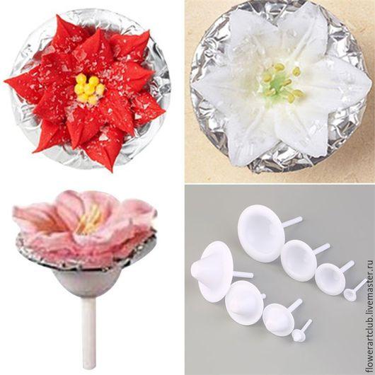 Другие виды рукоделия ручной работы. Ярмарка Мастеров - ручная работа. Купить Воронки для сушки цветов  - набор 8 штук. Handmade.