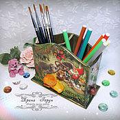Для дома и интерьера handmade. Livemaster - original item Pencil