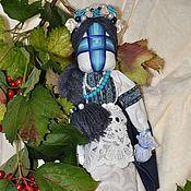 """Куклы и игрушки ручной работы. Ярмарка Мастеров - ручная работа Мотанка оберег """"На счастливое замужество"""". Handmade."""