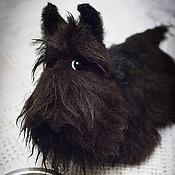 """Куклы и игрушки ручной работы. Ярмарка Мастеров - ручная работа """"Таракашка"""" пёс. Handmade."""