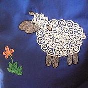 """Работы для детей, ручной работы. Ярмарка Мастеров - ручная работа мешочек """"Барашек"""". Handmade."""
