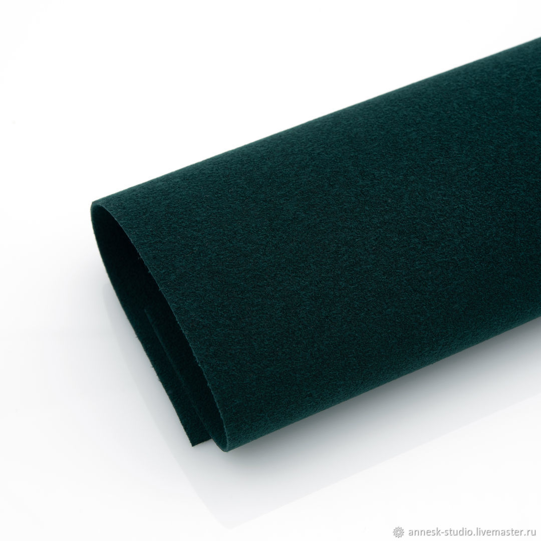 Ultrasuede искусственная замша, EGYPTIAN GREEN 21,5х21,5см, Материалы, Истра, Фото №1
