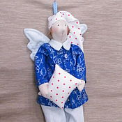 Куклы и игрушки handmade. Livemaster - original item Plushkin. Handmade.