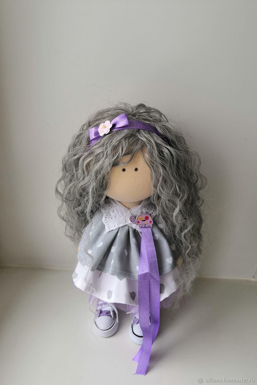 Текстильная кукла, Куклы и пупсы, Ковдор,  Фото №1