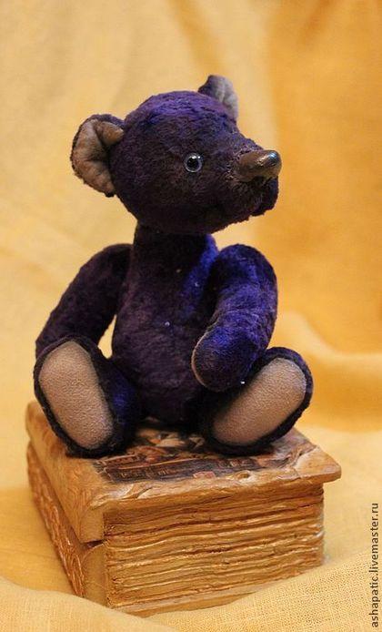 Мишки Тедди ручной работы. Ярмарка Мастеров - ручная работа Мишка Малыш %. Handmade.
