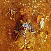 Куклы и игрушки ручной работы. Ярмарка Мастеров - ручная работа Гастон Мед. Handmade.