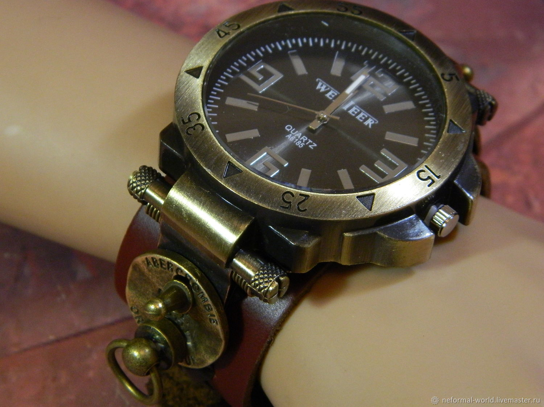 STEAMPUNK WRIST WATCH ' BIG BEN', Watches, Saratov,  Фото №1