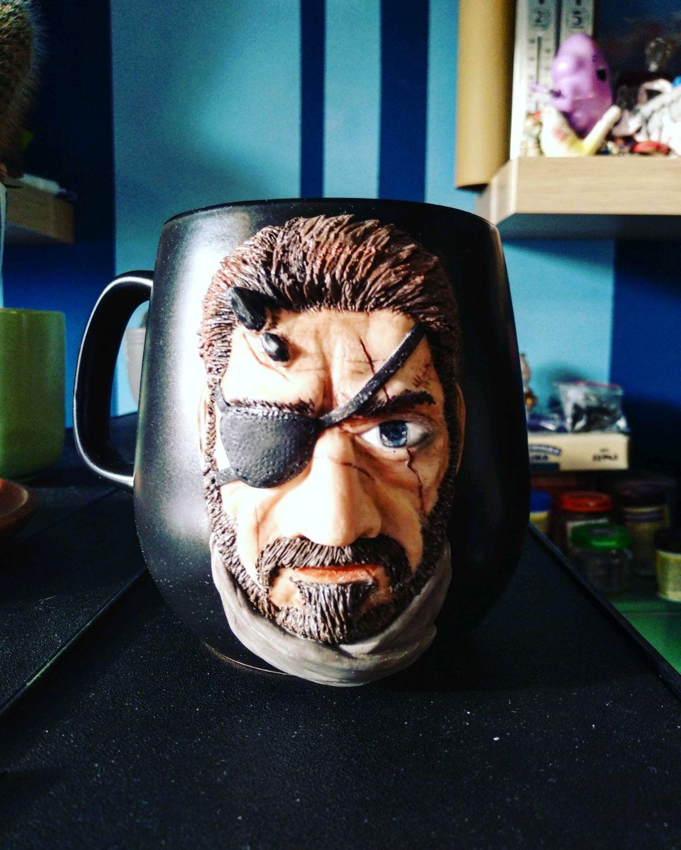 Кружка Metall Gear Solid, Кружки, Москва,  Фото №1