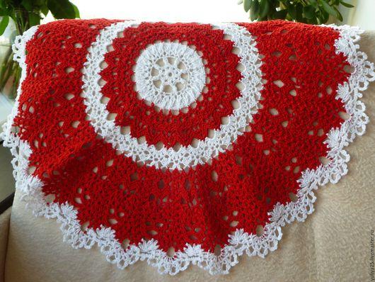 Текстиль, ковры ручной работы. Ярмарка Мастеров - ручная работа. Купить Салфетка нарядная. Handmade. Салфетка, уютный подарок